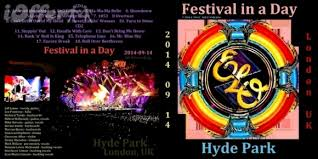 Electric Light Orchestra Telephone Line Electric Light Orchestra Live In Hyde Park 2014 2cd For Sale