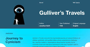 gulliver u0027s travels character analysis course hero
