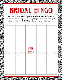 bridal shower gift bingo 13 images of bridal shower gift bingo template printable ajansa net