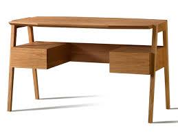 Wood Secretary Desk by Cherry Wood Secretary Desk Architecte Nouveaux Classiques