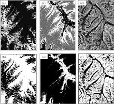 mapping of debris covered glaciers in parts of the greater