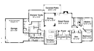 open floor ranch house plans 5 ranch style house plans with open floor plan ranch house plans