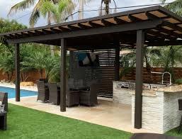 Pergolas In Miami by Pergolas U0026 Decks