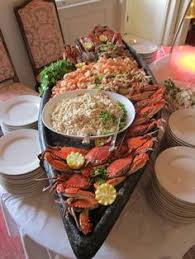 East Coast Seafood Buffet by Pin By Irma Sanders On Recipes To Cook Pinterest Fish Fry
