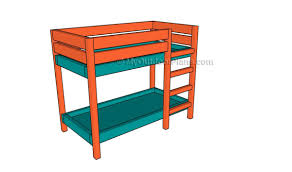 doll bunk bed plans myoutdoorplans free woodworking plans and
