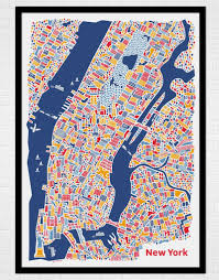 Etsy Maps Etsy Finds City Maps