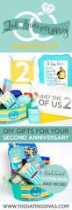 best 20 second anniversary gift ideas on pinterest second