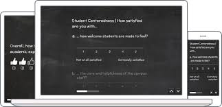 student satisfaction survey template typeform