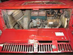 subaru sambar truck engine puny pickup project 1969 subaru sambar