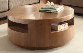 table round wood coffee tables arresting round cherry wood