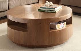 table round wood coffee tables splendid round wood coffee table