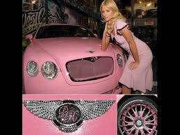 bentley pink image paris hilton pink bentley 1 jpg the islands wiki