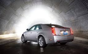 2008 cadillac cts performance 2008 cadillac cts drive motor trend