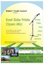 which side does st go on east side pride open mic east side freedom library