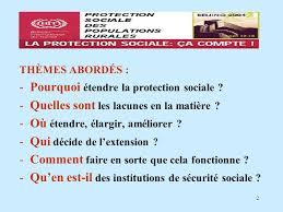 bureau assurance sociale 1 protection sociale des populations rurales besoins contraintes
