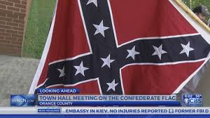 Flags In Orange County To Hold Town Hall About Confederate Flags In Schools
