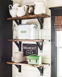 kitchen shelf decorating ideas home tour a giveaway kitchen shelves modern