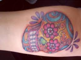 forearm skull tattoos 9 dia de los muertos tattoos on forearm
