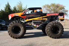 bigfoot monster truck logo enersys manufacturer of odyssey batteries returns as exclusive