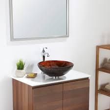 Menards Bathroom Sink Drain by Bathroom Glass Vessel Sink Kraususa Com