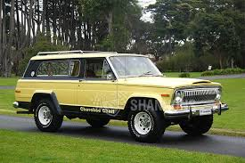 jeep chief sold jeep cherokee chief wagon rhd auctions lot 22 shannons