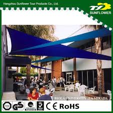 Triangle Awning Canopies Aluminum Triangle Shade Sail Aluminum Triangle Shade Sail