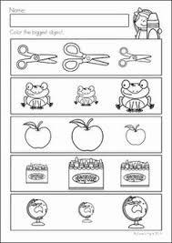summer review preschool no prep worksheets u0026 activities