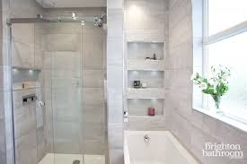 family bathroom ideas soft grey family bathroom with recessing hove the brighton