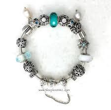 black pandora charm bracelet images Pandora black friday 2013 limited edition charm evolve nz jpg
