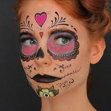 sugar skull 18 temporary tattoos that are for