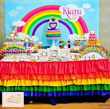 Rainbow Themed Birthday Favors by Rainbow Birthday Ideas Buscar Con Ids Part