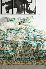 Anthropologie Bed Skirt Shop The Embroidered Pointilliste Duvet And More Anthropologie At
