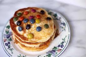 recipe halloween candy pancakes u2022 the actor u0027s diet