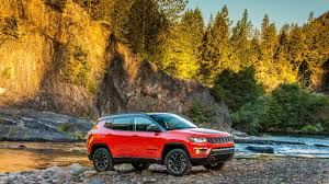 jeep audi jeep debuts the all new compass and audi shows off the 2018 a5