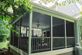 enclose screened porch winter enclosed screen porch ideas