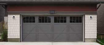 Dalton Overhead Doors Wayne Dalton Model 9700 Carriage House Steel Garage Doors A1