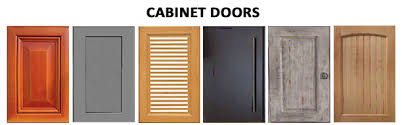 types of kitchen cabinet doors material different types of cabinets doors