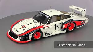 martini racing ferrari ck modelcars video porsche 935 78 1 martini racing moby