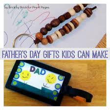 fathers day presents easy s day gifts kids can make