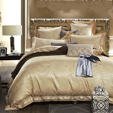 Jacquard Bedding Sets Best Fabric Of Luxury King Size Bedding Sets Editeestrela Design