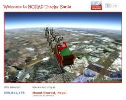 the 2011 santa tracker review from norad to your phone