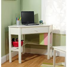 Space Saving Corner Computer Desk White Corner Computer Desks For Home Want To Create Space