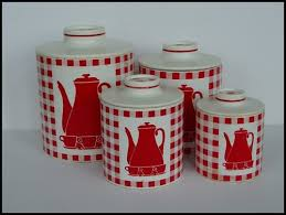 red kitchen canisters simple image of kitchen canisters ceramic