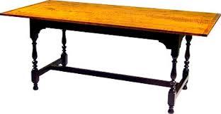 American Furniture Dining Tables Salisbury Tavern Table Queen Anne Dining Tables Kitchen Tables