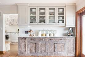 Knotty Wood Kitchen Cabinets by Knotty Brown Ash Wood Cabinets Transitional Kitchen