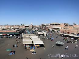 Marrakech Map World by The Best View Of The Jemaa El Fna U2013 Marrakech Morocco