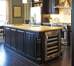 kitchen island with refrigerator kitchen island with wine fridge soapstone countertops kitchen