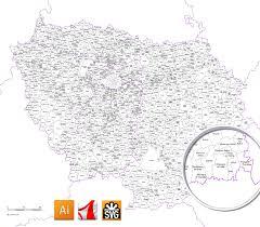 France Maps by Maps Of Ile De France