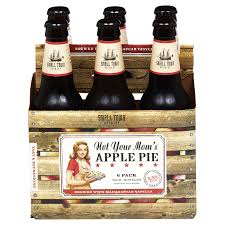 Home Interiors Candles Baked Apple Pie by Not Your Mothers Apple Pie 6 Pack 12 Oz Bottle Meijer Com