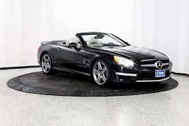 used mercedes sl63 amg for sale used 2015 mercedes sl class sl63 amg for sale in lake zurich